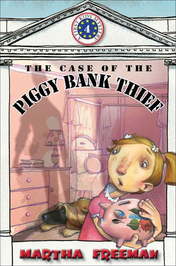 The Case of the Piggy Bank Thief By Freeman, Martha/ Dibley, Glin (ILT)